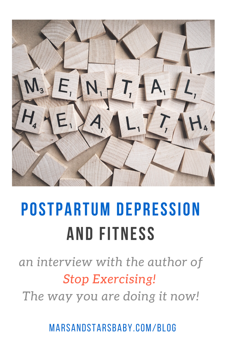 best exercise for postpartum depression