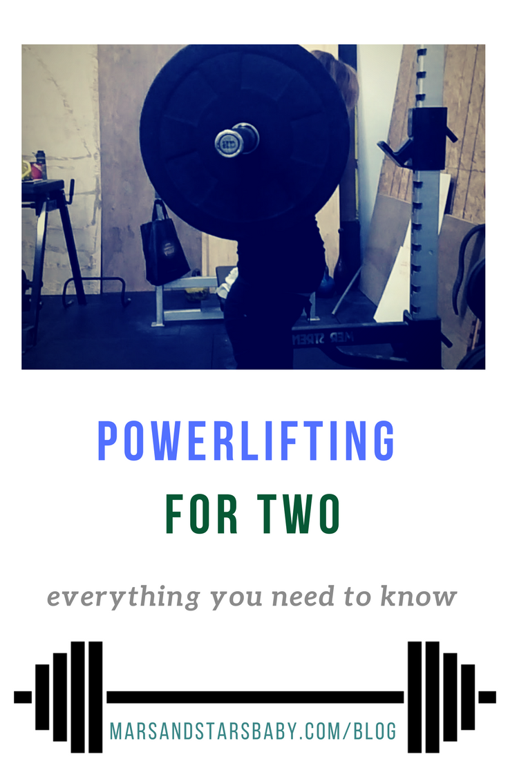powerlifting pregnant