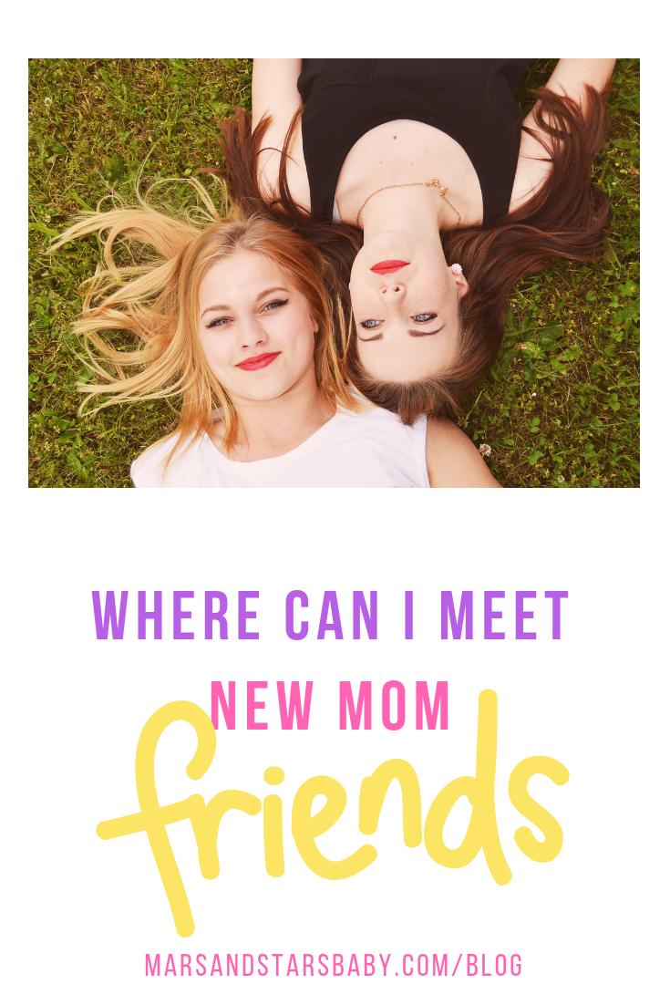 Meet New mom friends