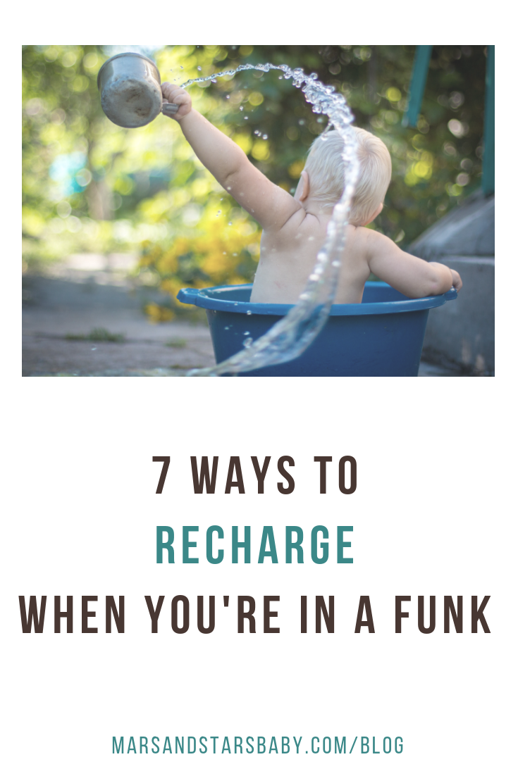 recharge when in a funk