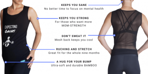 pregnancy-fitness-shirt-features