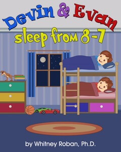 Devin & Evan Sleep From 8-7 Cover Photo