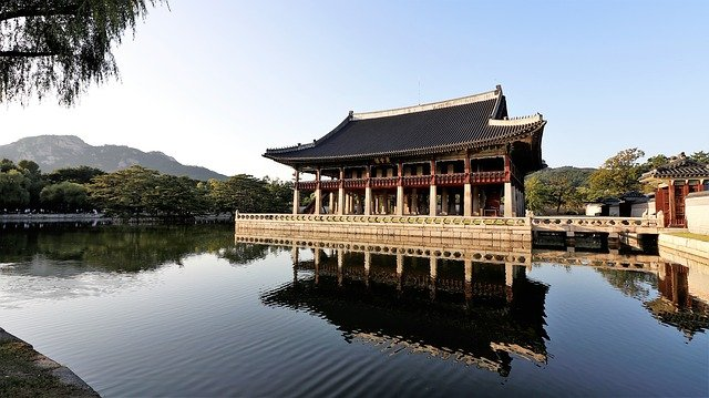 gyeongbok-palace-korean