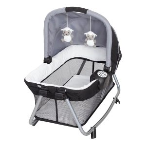 twin bassinet review baby-trend-bassinet