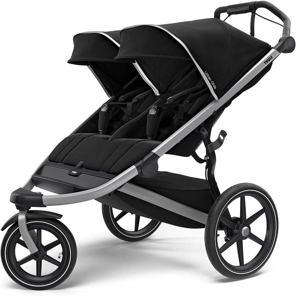 thule-jogging-side-by-side-twin-stroller-1